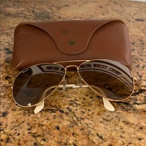 Gently worn Ray Bans!